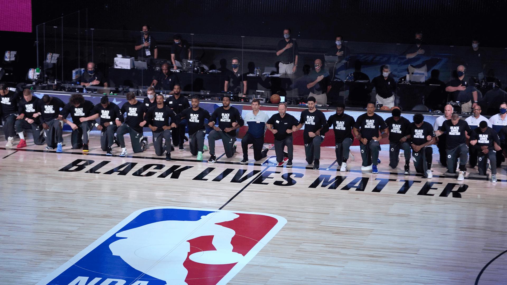 NBA Boycotts Playoff Game